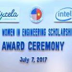 Thêm 25 sinh viên nữ ngành kỹ thuật Việt Nam được trao học bổng AmCham 2017