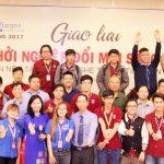 """HCA giao lưu """"Khởi nghiệp đổi mới sáng tạo trên nền tảng CNTT-VT"""" với sinh viên ĐH Nguyễn Tất Thành"""