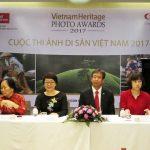 Hãng máy ảnh Canon tiếp tục là nhà tài trợ chính cho cuộc thi ảnh Di sản Việt Nam 2017
