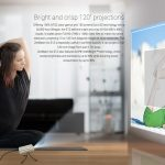 ASUS ra mắt ZenBeam Go E1Z – máy chiếu bỏ túi có độ sáng 150 lumen