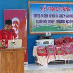 Canon tiếp sức cho ngôi trường thứ 55 tại Việt Nam