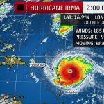 Dân cư và du khách bị buộc phải di tản khỏi Florida Keys khi trận siêu bão Irma mạnh nhất lịch sử Đại Tây Dương đang ập đến