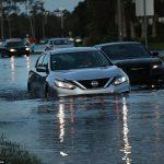 Bão Irma rời bang Florida để vào lãnh thổ bang Georgia