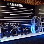 Smartphone Galaxy Note8 chính thức ra mắt tại Việt Nam