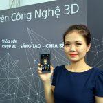 Trải nghiệm công nghệ 3D Creator trên Xperia XZ1 tại Sony Show 2017