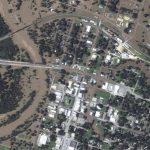 Texas trước và sau trận bão Harvey