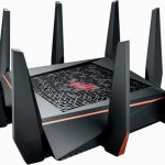 Wi-Fi router Asus ROG Rapture GT-AC5300 cho chơi game online 4K