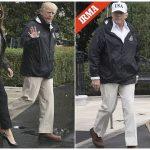 Lại chuyện giày của Đệ nhất phu nhân Melania Trump
