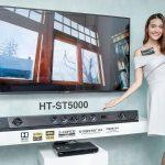 Loa thanh soundbar Sony HT-ST5000 với âm thanh ba chiều Dolby Atmos
