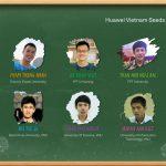 10 sinh viên Việt Nam được Huawei Việt Nam tuyển chọn tham gia Chương trình Học bổng Hạt giống Viễn thông Tương lai 2017