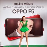OPPO Việt Nam mở bán smartphone F5