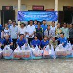Nhà máy Intel Products Việt Nam tham gia cứu trợ đồng bào bị ảnh hưởng bởi lũ lụt