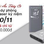 Pin sạc dự phòng ORICO phiên bản quà tri ân Ngày Nhà giáo Việt Nam 20-11