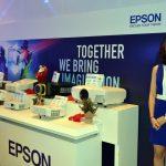 EPSON Nhật Bản ra mắt các sản phẩm máy in phun màu mới L-series và sản phẩm máy chiếu Smart series tại Việt Nam