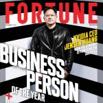 """CEO Jensen Huang của NVIDIA được tạp chi Fortune chọn là """"Nhà doanh nghiệp của năm 2017"""""""
