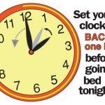 Đổi giờ, các bạn Mỹ lại đổi giờ