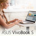 """ASUS VivoBook S14 – laptop chuẩn """"On the Go"""" viền mỏng siêu di động"""