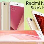 VIDEO: Làm quen với smartphone Xiaomi Redmi Note 5A Prime