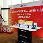 FPT Shop và Vietnamobile hợp tác trợ giá điện thoại Samsung kèm gói cước 3G