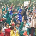 """""""Con thuyền mơ ước"""" giao lưu với hơn 700 học sinh tại TP Hạ Long"""