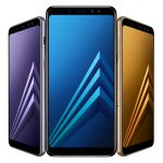 Samsung Galaxy A8(2018) và A8+(2018) với camera selfie kép và màn hình vô cực