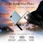 ASUS ra mắt smartphone Full View ZenFone Max Plus (M1) với pin 4.130mAh
