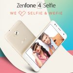 Smartphone camera selfie kép 20MP+8MP ZenFone 4 Selfie ở Việt Nam giá 5.490.000 đồng