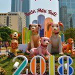 Chúc Tết Mậu Tuất 2018
