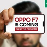 OPPO F7 mở hàng năm 2018 với màn hình tai thỏ