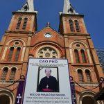 LIVE STREAM: Di quan Đức cố TGM Phaolo Bùi Văn Đọc từ Tòa TGM tới Nhà thờ Đức Bà