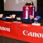 Canon Việt Nam ra mắt 4 mẫu máy in phun màu G series và 2 mẫu máy in laser thế hệ mới