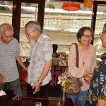 """""""Ăn sáng nhớ nhau THKT"""" với thầy Đỗ Ngọc Trang và cô Nguyễn Thị Bích Thủy giữa Saigon"""