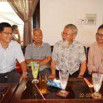 VIDEO: Ăn sáng nhớ nhau THKT với thầy cô TT Cali giữa Saigon
