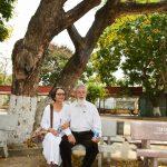 Thầy Đỗ Ngọc Trang – cô Nguyễn Thị Bích Thủy về thăm THKT -P2/5