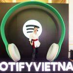 Spotify vào thị trường Việt Nam