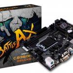 Colorful giới thiệu bo mạch chủ Battle Axe C.B360M-HD Deluxe cho CPU Intel Core thế hệ 8