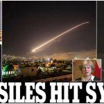 Phòng không Syria quả thiệt là siêu đẳng