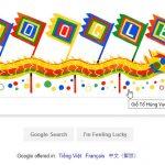 Google Doodles Giỗ Tổ Hùng Vương – tôn vinh bản sắc văn hóa dân tộc Việt Nam