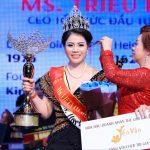 Hoa hậu ngàn tỷ với chiếc vương miện chết yểu sau 7 ngày