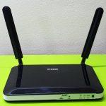 Làm quen với Wi-Fi router D-Link DWR-921 vừa cáp quang, vừa 4G LTE
