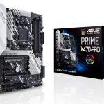 ASUS ra mắt dòng bo mạch chủ AMD X470 Series