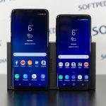 Giao diện người dùng của Samsung Galaxy S9 và S9+ đã được tối ưu hóa như thế nào?