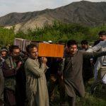 10 nhà báo hy sinh trong ngày 30-4-2018 ở Afghanistan
