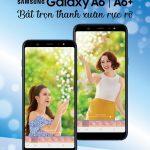 Chương trình đặt mua smartphone Samsung Galaxy A6 và A6+ với nhiều ưu đãi hấp dẫn