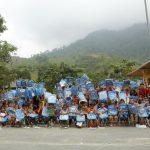 Canon Việt Nam tài trợ hai điểm trường vùng sâu vùng xa ở Yên Bái và Quảng Bình