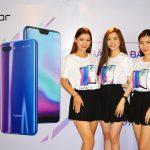 Honor Việt Nam ra mắt smartphone Honor 10 với AI camera có thể nhận diện khung cảnh