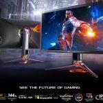 Màn hình chơi game ASUS ROG Swift PG27UQ giá hơn 50 triệu đồng