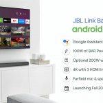 Trợ lý ảo Google Assistant ẩn mình trong chiếc loa thanh JBL Link Bar
