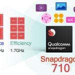 Nền tảng di động Qualcomm Snapdragon 710 mới đưa công nghệ cao cấp tới nhiều người dùng hơn
