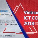 An Phát bán nhiều thiết bị mạng với giá khuyến mại tại triển lãm Vietnam ICT COMM 2018